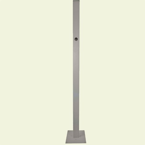 23-Inch TV Deck Planter Pole