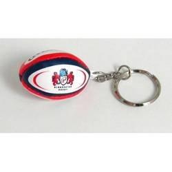 Gloucester Rugby Sponge Keyring