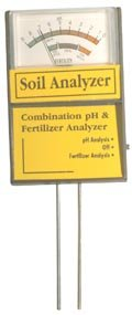 Dual pH and Fertilizer Tester