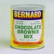 Bernard Chocolate Flavored Brownie Mix by Bernard