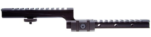 Millett M16/Ar15 Fixed Carry Handle Picatinny Style Drop Front Mount