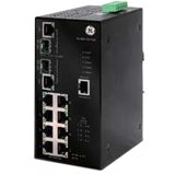 UTC Fire & Security Ethernet Switch GE-DSH-82-POE