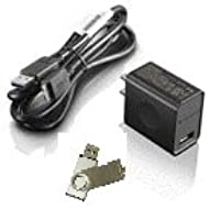 Bundle:2 items -Adapter&Power Cord /USB Drive;Lenovo 10W AC Power Adapter With Mirco USB Cable fit models: Lenovo ThinKpad Tablet 2 3679-27U, Lenovo ThinKpad Tablet 2 3679-28U, Lenovo ThinKpad Tablet 2 3679-4JU, Lenovo ThinKpad Tablet 2 3679-22U, Lenovo ThinKpad Tablet 2 3679-5HU, Lenovo Tab A7Lenovo Tab A7-40-59410278, Lenovo Tab A7-50-59410361, Lenovo A10 59407931, Lenovo Tab A8, Lenovo IdeaPad A1-07 Tablet, Lenovo IdeaTab S2110, 100%Compatible Part Numbers: AD83650, 0B47010, 36200115, 36200055, 36200056, 36200587, 45N0271, 36200586, 36200551, 36200538, 36200539, 36200543, 36200540, 36200541, 36200542, 36200548, 45N0272, 36200544, ADP-10AW A CC A, ADP-10EW A, ADP-10AW B CC AA