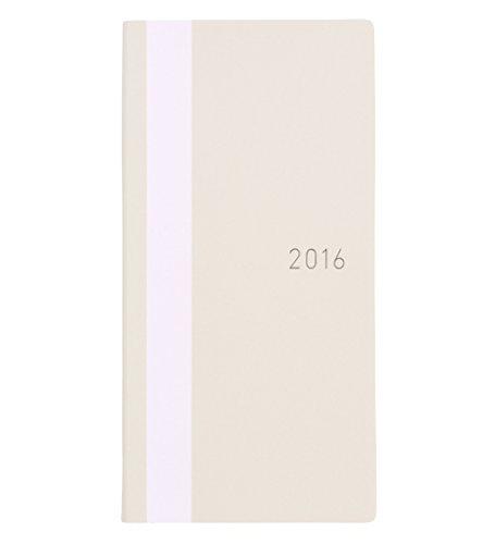 ほぼ日手帳2016 WEEKS ホワイトライン・アイボリー(1月始まり) ウィークリー