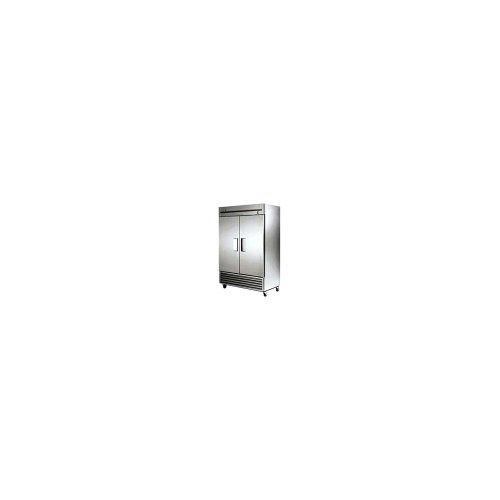 True T-series 2 Door Reach-in -10°f Freezer - T-49F