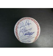 Signed Rainiers, Tacoma (2007) Major League Baseball by the 2007 Tacoma Rainiers Team... by Powers Collectibles