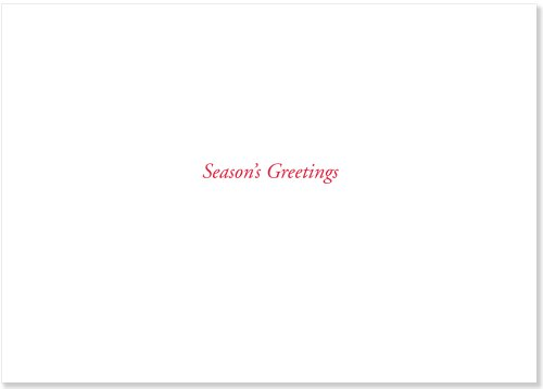 Festive Hills: Holiday Cards
