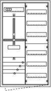 Striebel&John 1Fam.Hausschrank KS2811