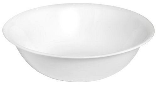 Corelle Livingware 2-Quart Serving Bowl, Winter Frost White (Large White Pasta Serving Bowl compare prices)