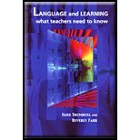 Language and Learning: What Teachers Need to Know