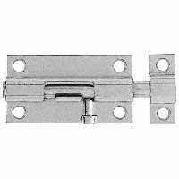 Stanley Hardware 76-3760 Heavy Duty Barrel Bolts front-1087123