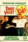 img - for Elizabeth's Piano Lessons (Sweet Valley Kids #45) book / textbook / text book