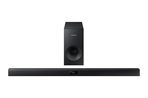 Samsung HW-J355/ZF soundbar speakers