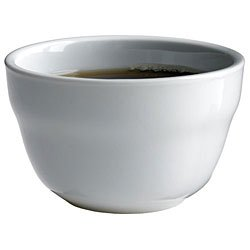 7 1/2 oz Ceramic Cupping Bowl - Espresso Supply 09155 from Espresso Supply