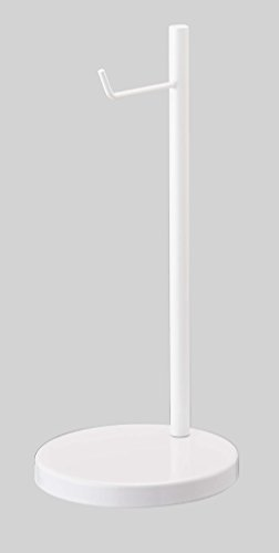 BEAUTES ヘッドホンスタンド ボーテス 丸型 ホワイト