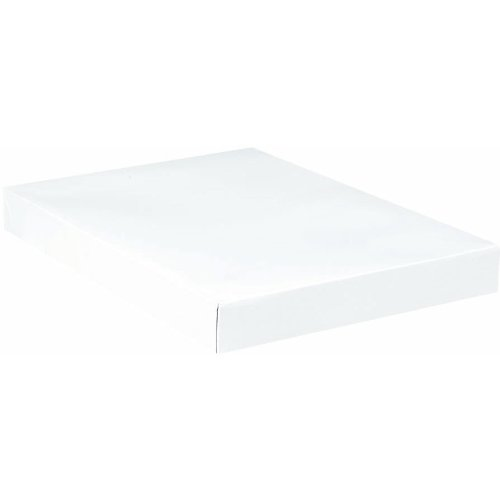 "Amscan White Gift Box (11"" x 8"")"