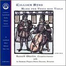 Byrd: Music for Voice & Viols