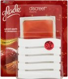 GLADE DISCREET PLUG IN WARM ORANGE & SPICE