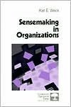 img - for Sensemaking in Organizations (text only) by K. E. Weick book / textbook / text book