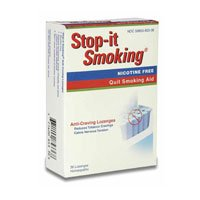 Natra-Bio Homeopathics Stop-It Smoking, Lozenges 36 Pieces
