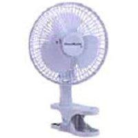 Homebasix F-0645 Personal Clip-On Fan/Table, 6