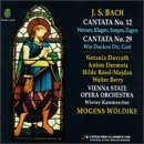 Two Cantatas by J.S. Bach,&#32;Davrath,&#32;Berry and Woldike
