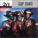 The Best of Gap Band: The Millennium Collection from Mercury