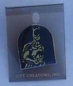 Batman Enamel Pin From Gift Creations #4