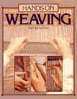 img - for Hands on Weaving book / textbook / text book
