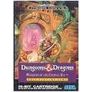 Dungeons and Dragons warriors of the - Sega Megadr