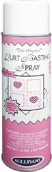 Sullivans Threads Quilt Basting Spray 13 Ounces 805; 2 Items/Order