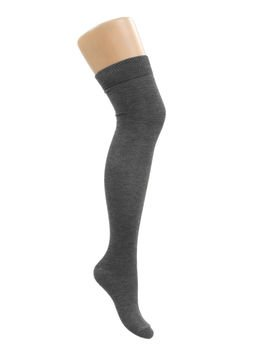Over The Knee Socks Available Various Colours (black)