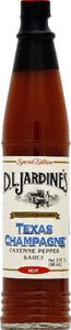 DL Jardine's Texas Champagne Hot Sauce from Jardine's