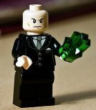 Lego: Superheroes - Lex Luthor with Kryptonite - 1