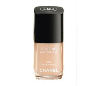 Chanel Le Vernis Nail Colour Beige Petale 567 Summer 2011