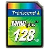 Transcend 128 Mo Carte mémoire multimédia MMC TS128MMC4