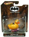Batman Hot Wheels 1:50 Scale Batman Returns Penguin Duck Vehicle