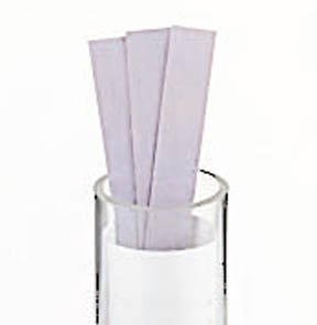 Genetic Taste Testing Control Paper (No Chemical) Vial of 100 Strips