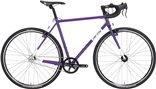 All-City Nature Boy Complete Bike 49cm Purple/White