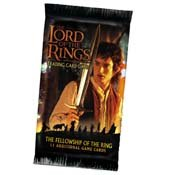 Lord of the Rings Card Game Fellowship of the Ring Booster Pack - 1
