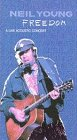 Neil Young - Freedom - A Live Acoustic Concert [1990] [VHS]