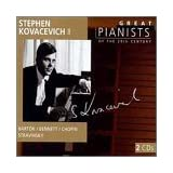 Stephen Kovacevich - Les Grands Pianistes du XXme sicle Vol.2par Beethoven