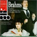 Image of Brahms: Piano Concerto No. 2 / 3 Piano Pieces