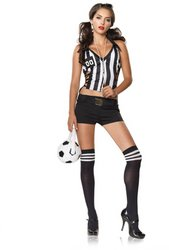 WMU - Easy Score Medium/Large Women's Costume
