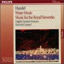 Handel: Water/Fireworks Music