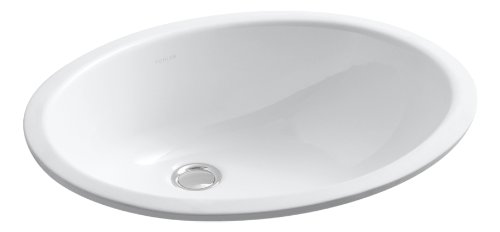 Kohler K 2210 0 Caxton Undercounter Bathroom Sink White 040688056111 Toolfanatic Com
