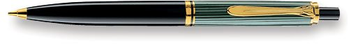 Pelikan Souveran 400 Black/Green GT .7mm Pencil - 997163 - Buy Pelikan Souveran 400 Black/Green GT .7mm Pencil - 997163 - Purchase Pelikan Souveran 400 Black/Green GT .7mm Pencil - 997163 (Pelikan, Office Products, Categories, Office & School Supplies, Education & Crafts)