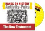 Hands-on History Activity-Pak New Testament