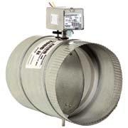"""Honeywell 16"""" Round Automatic Damper Ard16"""