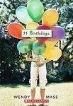 11 Birthdays (0545155649) by Wendy Mass